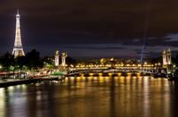Eiffel Tower, Seine River Cruise and Moulin Rouge Show