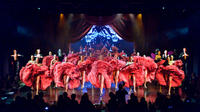 Lido de Paris Dinner Show with Optional Champagne and Hotel Transfer