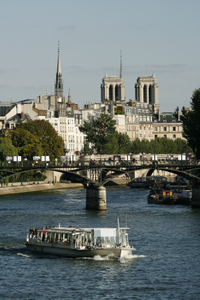 Paris City Tour, Montparnasse Tower and Seine River Cruise