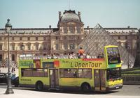 Paris L'Open Hop-On-Hop-Off Tour