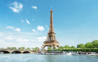 Skip the Line Eiffel Tower, Seine River Cruise and Paris Sightseeing Tour