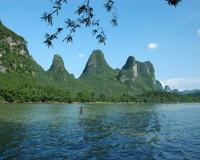 Guilin in One Day: Day Trip from Shanghai by Air