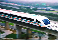 Pudong (Shanghai) Airport Roundtrip Transfer on the 500kph MagLev Train