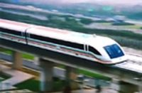 Pudong (Shanghai) Arrival Transfer on the 500kph MagLev Train: Airport to Hotel