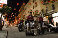 Night Chinatown and Little Italy Segway Tour