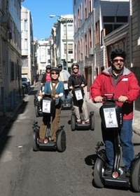 San Francisco Crooked Street Advanced Segway Tour