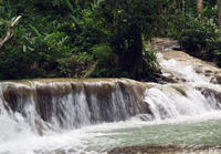 Private Dunn\'s River Falls and Tubing Combo Tour from Ocho Rios