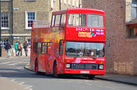 City Sightseeing Cambridge Hop-On Hop-Off Tour