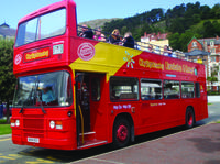 City Sightseeing Llandudno Hop On Hop Off Tour
