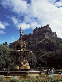 Edinburgh City Hop-on Hop-off Tour