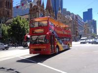 Melbourne City Sightseeing Hop-On Hop-Off Tour