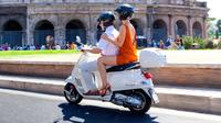 Guided Colosseum Tour and Scooter Rental in Rome