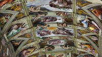 Rome Vatican Museums, Sistine Chapel, St Peters Basilica, Private Skip-the-