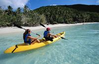 Picture of Dominica Shore Excursion: River to Ocean Kayaking Adventure