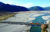 6-Day South Island Tour from Christchurch Including Milford Sound, Queenstown an, Christchurch Tours and Sightseeing