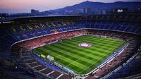 Camp Nou Stadium and Highlights of Barcelona Private Guided Tour
