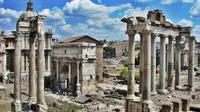 Exploring Ancient Rome Private Tour