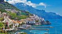 Pompeii and Amalfi Coast Private Day Trip from Rome