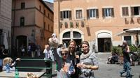 Private Tour of Romes Campo dei Fiori Market and Jewish Quarter