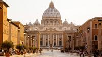 Private Vatican Highlights Skip-the-Line Tour plus a Taste of Rome