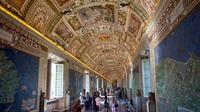 Vatican Museums And Sistine Chapel Small Group Tour By Night