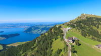 Authentic Swiss Experience from Lucerne: Watch Producer Visit, Boat Ride, Rigi Mountain and Chocolate Adventure
