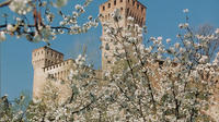 Train and Bike Day Tour from Bologna: Vineyards and Fortresses