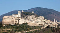 Full-Day Private Shore Excursion: Discove Umbria Region, Assisi, Perugia,Tuscany and Cortona from Livorno