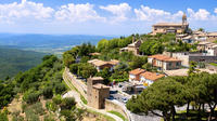 Full-Day Private Shore Excursion: Discover Tuscany, Siena Montalcino and Val D