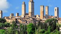Full-Day Private Shore Excursion: Discover Tuscany, Siena Monteriggioni, San Gimignano and Castellina in Chianti from Livorno