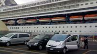 Private Transfer from Civitavecchia Cruise Port to Rome with Optional Panoramic Tour