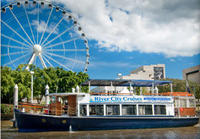 Brisbane Full-Day Sights Tour and River Cruise from the Gold Coast