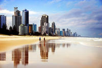 Gold Coast, Canal Cruise and Burleigh Heads National Park Day Trip