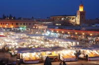 5-Day Morocco Tour from Malaga: Casablanca, Marrakech, Meknes, Fez and Rabat
