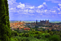 5-Day Spain Tour: Cordoba, Seville, Granada and Toledo from Barcelona - Barcelona, Spain