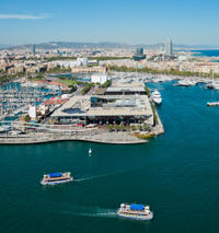 Barcelona Transfer: Barcelona Airport to Cruise Port