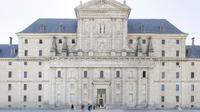 Imagen El Escorial Monastery and the Valley of the Fallen from Madrid