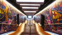 FC Barcelona Fans Camp Nou Experience guided visit with Brunch