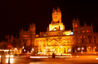 Madrid Super Saver: Illuminations Evening Tour and Flamenco Show at Florida Park