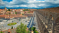 Segovia On Your Own Guided Walking Tour Half Day Tour PM