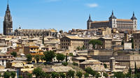 Toledo On Your Own Guided Walking Tour Half Day PM
