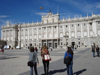 Visite touristique de la ville de Madrid et du Palais Royal - Madrid -
