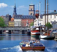 Copenhagen City and Harbor Tour
