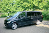 Frankfurt Airport Private Arrival Transfer