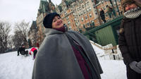 Christmas Magic in Old Quebec
