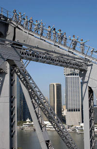 Brisbane Story Bridge Day and Night Climbs