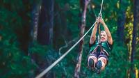Nanaimo DragonFLY Zip Line Adventure