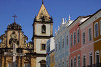 Panoramic Salvador Half Day City Tour
