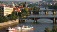Prague Vltava River Afternoon Tea Cruise