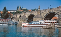 Prague Vltava River Lunch Cruise